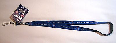 "Tulsa Golden Hurricane 19"" Breakaway Lanyard"