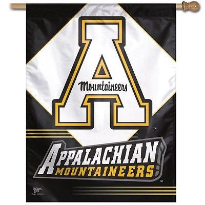 "Appalachian St. Mountaineers 27""x37"" Banner"