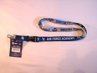 "Air Force Falcons 22"" Lanyard with Detachable Buckle"