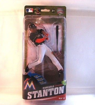 Giancarlo Stanton Miami Marlins McFarlane MLB Series 33