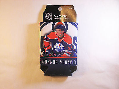 Connor McDavid Edmonton Oilers Can Holder