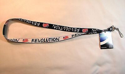 "New England Revolution 19"" Breakaway Lanyard"