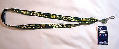 "Alaska Anchorage Seawolves 19"" Breakaway Lanyard"