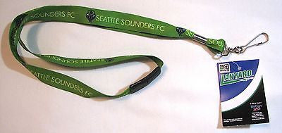 "Seattle Sounders FC 19"" Breakaway Lanyard"