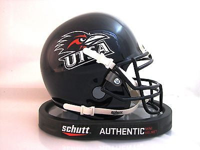 Texas San Antonio Roadrunners Schutt Mini Helmet