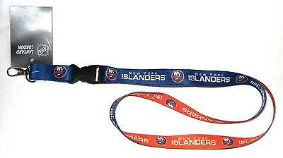 "New York Islanders 22"" Lanyard with Detachable Buckle"