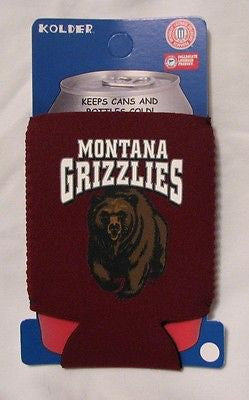 Montana Grizzlies Can Holder