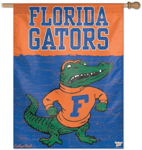 "Florida Gators College Vault 27""x37"" Banner"
