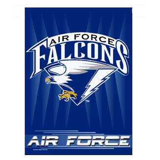 "Air Force Falcons 27""x37"" Banner"