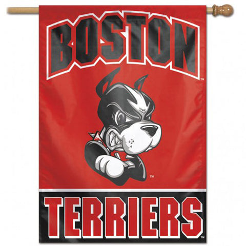 "Boston University Terriers 28"" x 40"" Vertical Flag"