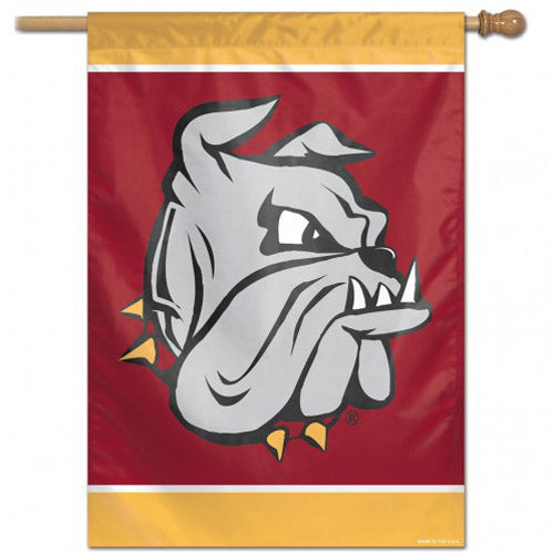 "Minnesota Duluth Bulldogs 28"" x 40"" Vertical Flag"