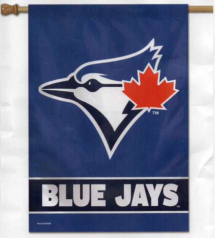 "Toronto Blue Jays 28"" x 40"" Vertical Flag"