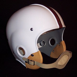 Texas A&M Aggies 1948-1956 Vintage Full Size Helmet