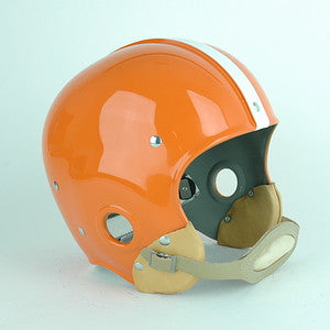Syracuse Orange 1949-1952 Vintage Full Size Helmet