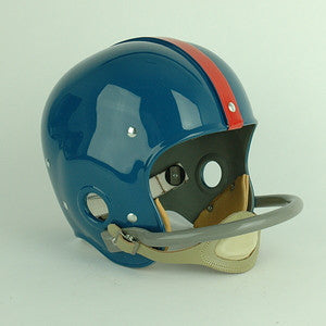 Mississippi Rebels 1949-1957 with Facemask Vintage Full Size Helmet