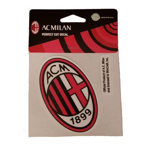 AC Milan Small Decal