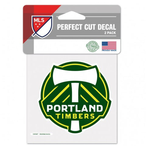 Portland Timbers FC Small Decal