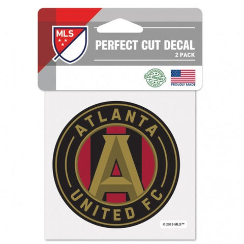 Atlanta United FC Small Decal