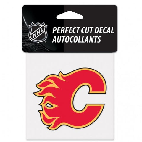 Calgary Flames Small Decal