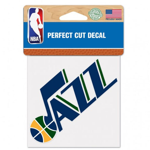Utah Jazz Small Decal