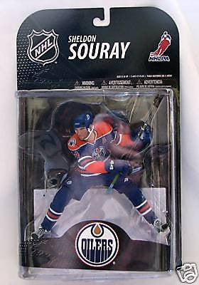 Sheldon Souray Edmonton Oilers 2009 McFarlane Wave 1
