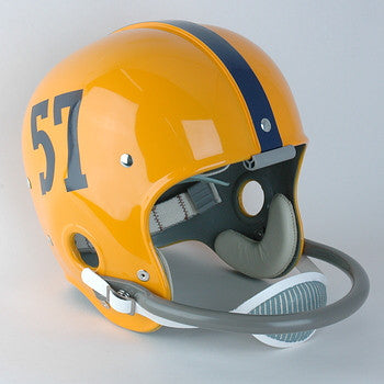 Pitt Panthers 1957 Vintage Full Size Helmet