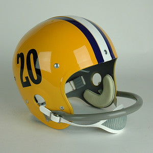 LSU Tigers Billy Cannon Reproduction Vintage Full Size Helmet
