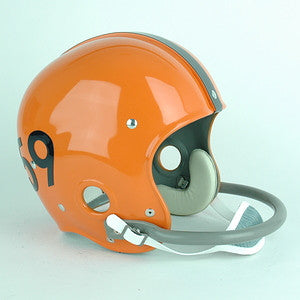 Syracuse Orange 1959-1963 Vintage Full Size Helmet