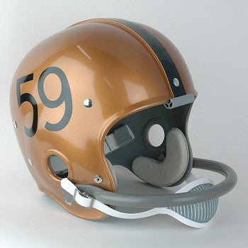 Southern Mississippi Golden Eagles 1959-1965 Vintage Full Size Helmet