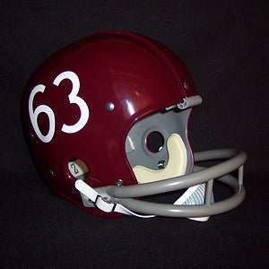 Texas A&M Aggies 1963 Texas Game Vintage Full Size Helmet