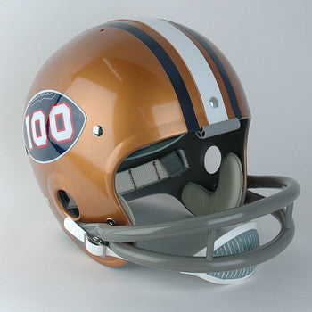 Pitt Panthers 1969 Vintage Full Size Helmet