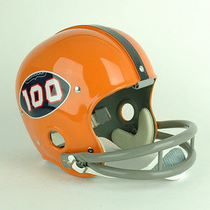 Syracuse Orange 1969 Vintage Full Size Helmet