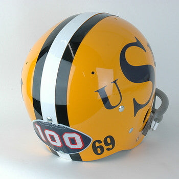 Southern Mississippi Golden Eagles 1969 Vintage Full Size Helmet