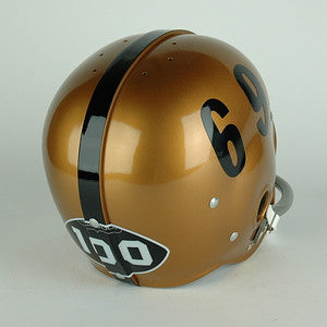 Army Black Knights 1969 Vintage Full Size Helmet