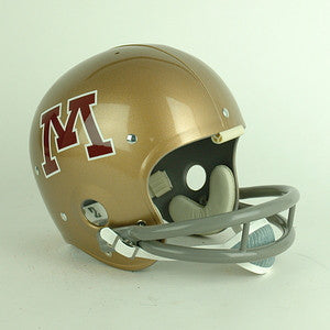 Minnesota Golden Gophers 1972-1975 Vintage Full Size Helmet