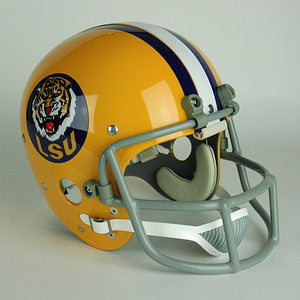 LSU Tigers Bert Jones Reproduction Vintage Full Size Helmet
