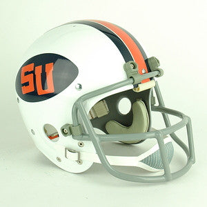 Syracuse Orange 1974-1975 Vintage Full Size Helmet