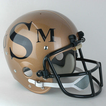 Southern Mississippi Golden Eagles 1975 Vintage Full Size Helmet