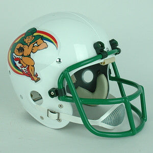 Hawaii Warriors 1976-1981 Vintage Full Size Helmet