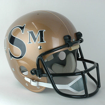 Southern Mississippi Golden Eagles 1976 Vintage Full Size Helmet