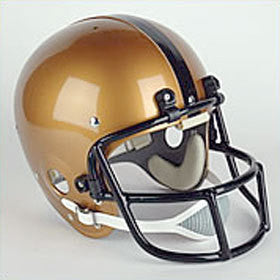 Army Black Knights 1977 Vintage Full Size Helmet
