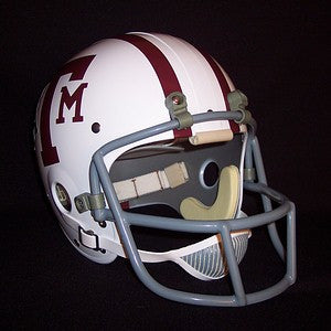 Texas A&M Aggies 1978 Vintage Full Size Helmet