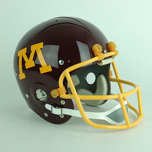 Minnesota Golden Gophers 1979-1985 Vintage Full Size Helmet