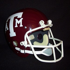Texas A&M Aggies 1979 Vintage Full Size Helmet