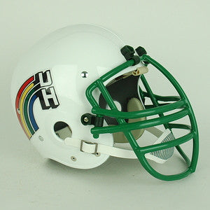 Hawaii Warriors 1982-1998 Vintage Full Size Helmet