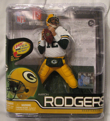 Aaron Rodgers Green Bay Packers McFarlane NFL Series 30