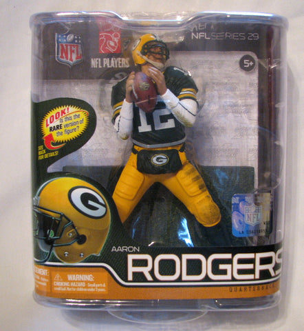 Aaron Rodgers Green Bay Packers McFarlane NFL Series 29