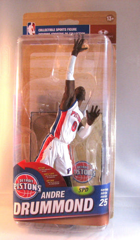 Andre Drummond Detroit Pistons McFarlane NBA Series 25