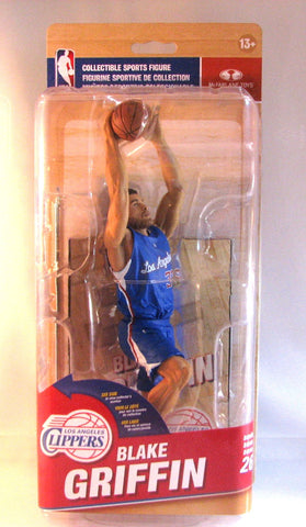 Blake Griffin Los Angeles Clippers McFarlane NBA Series 26