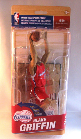 Blake Griffin Los Angeles Clippers McFarlane NBA Series 26 Variant #284/1500